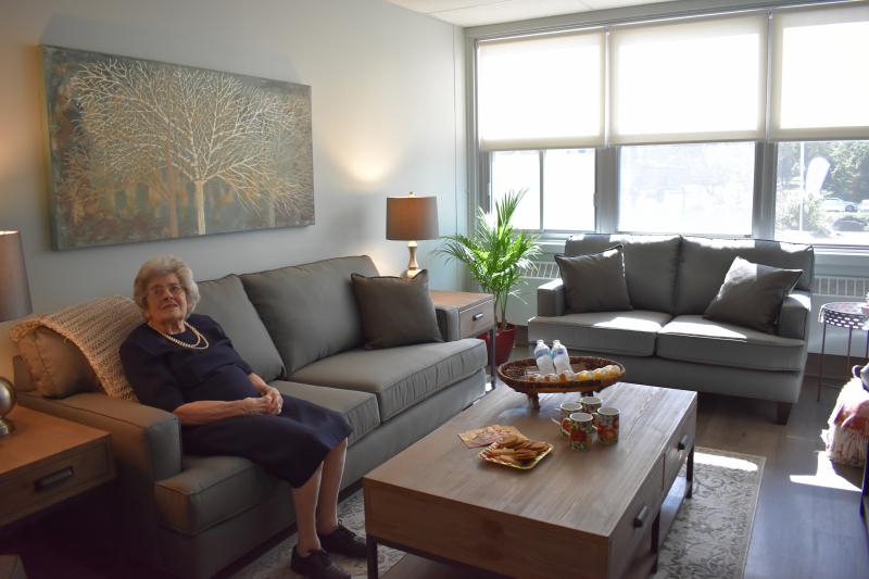 New Friends & Family Quiet Space Opens at KDH